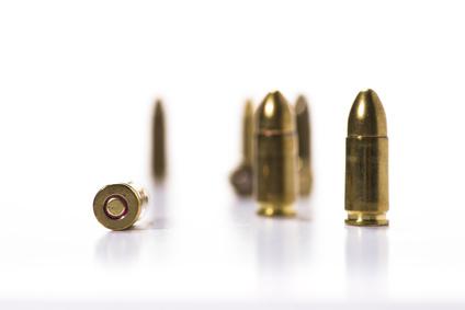 9mm Geschosse wird durch Panic Room gestoppt